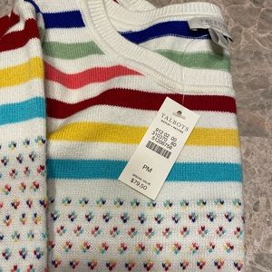 NWT Beautiful sweater!